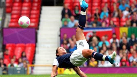 Abby acrobatic