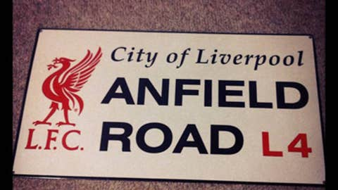 All roads lead to Anfield