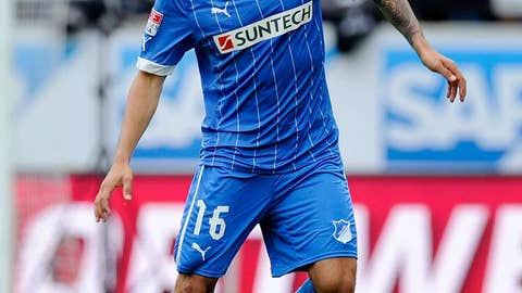 Fabian Johnson, D, Hoffenheim