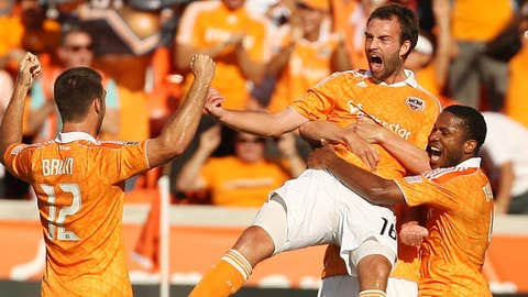 Houston Dynamo (Photo by Eric Christian Smith/Getty Images)