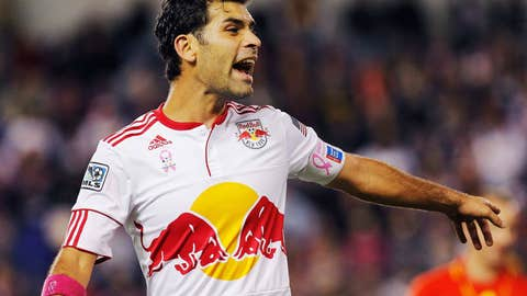 Rafa Marquez, D/M New York Red Bulls