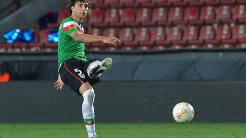 Fernando Amorebieta, D, Athletic Bilbao
