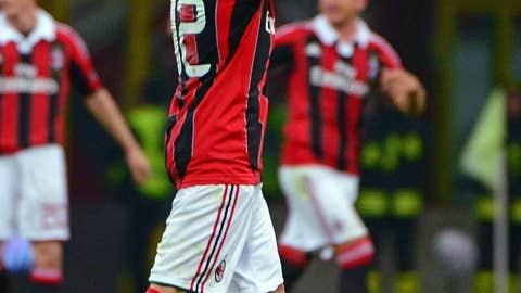 Stephan El Shaarawy, F, AC Milan