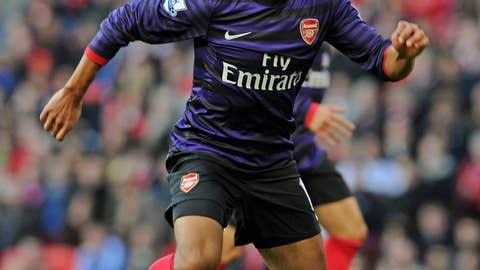 Theo Walcott, M/F, Arsenal