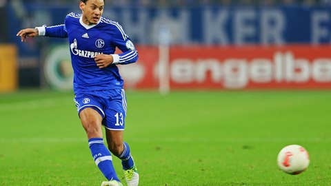 Jermaine Jones, M, Schalke