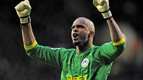 Ali Al Habsi, GK, Wigan Athletic