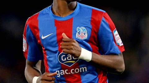Wilfried Zaha, F, Crystal Palace