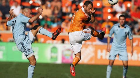Key Man for Dynamo: Brad Davis