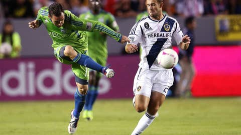 Western Conference Championship: No. 3 Seattle Sounders vs No. 4 Los Angeles Galaxy