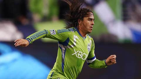 Key Man for Sounders: Mauro Rosales