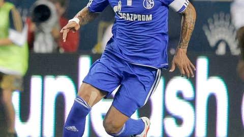 Jermaine Jones, M, FC Schalke 04