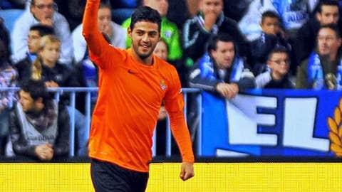 Carlos Vela, F, Real Sociedad