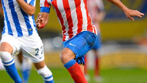Falcao, F, Atletico Madrid