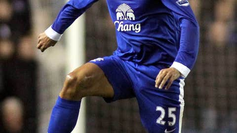 Marouane Fellaini, M, Everton