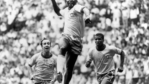 Pele: Brazil vs. Sweden, 1958 World Cup Final