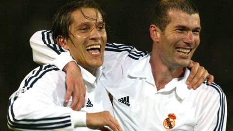 Zinedine Zidane: Real Madrid vs. Bayer Leverkusen, 2002 Champions League final
