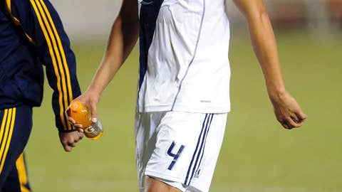 Key man for Galaxy: Omar Gonzalez