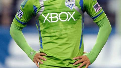Key man for Sounders: Fredy Montero