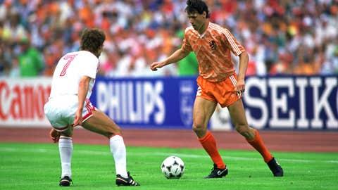 Marco van Basten: Netherlands vs. Soviet Union, 1988 European Championship Final