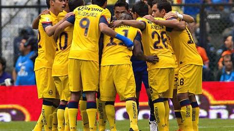 Toluca vs. Club America