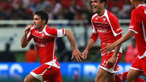 Key Toluca player: Sinha