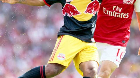 Thierry Henry, F, New York Red Bulls