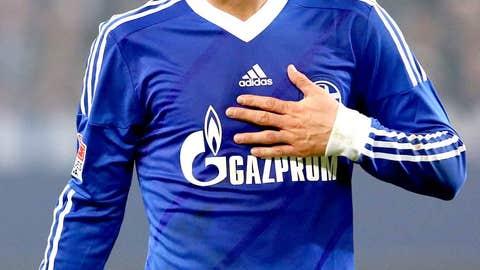 Klaas-Jan Huntelaar, F, Schalke