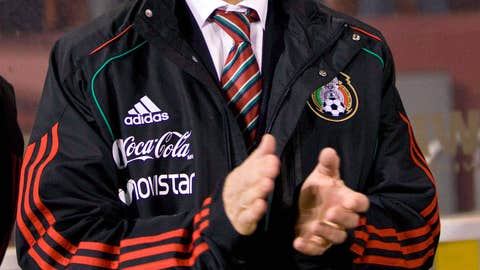Javier Aguirre, manager