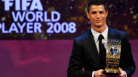FIFA World Player of the Year, 2008
