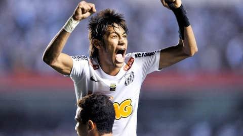 2012 Campeonato Paulista Champions, voted Best Player