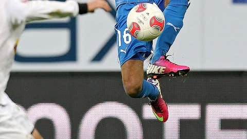 Fabian Johnson, Hoffenheim