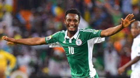 Best player – John Obi Mikel