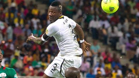 Best game – Burkina Faso 1 Ghana 1