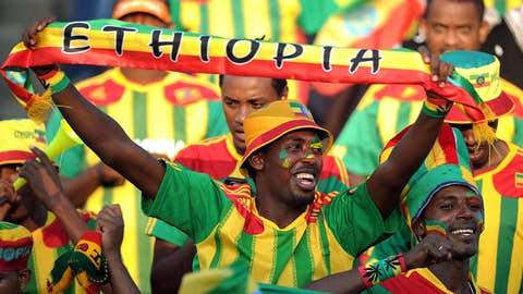 Best fans – Ethiopia