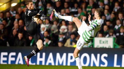 Celtic vs. Juventus