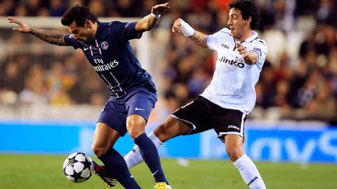 Valencia vs. Paris St. Germain
