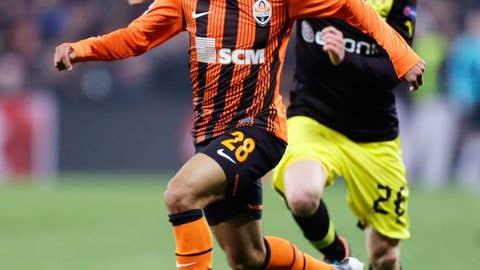 Shakhtar Donetsk vs. Borussia Dortmund