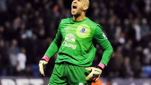 Tim Howard, Everton