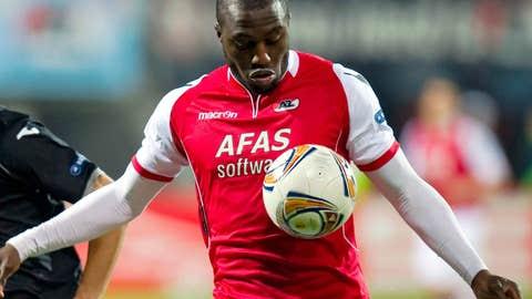 Jozy Altidore, AZ Alkmaar