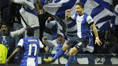 FC Porto vs. Malaga