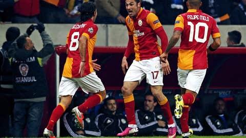 Galatasaray vs. Schalke 04