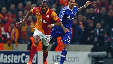 Galatasaray vs. Schalke 04