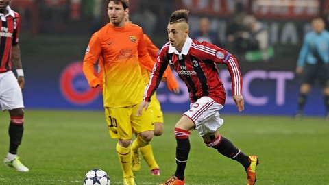AC Milan vs. Barcelona