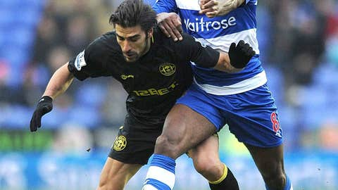 Reading vs. Wigan Athletic