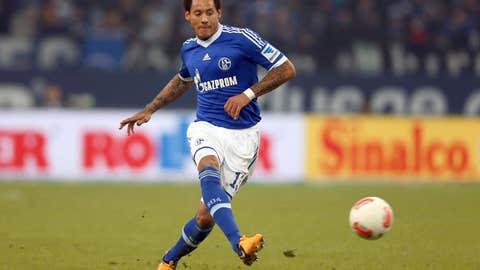 Jermaine Jones, Schalke