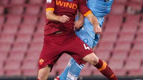 Michael Bradley, AS Roma
