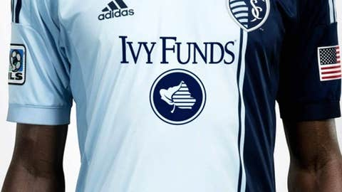 Sporting KC - primary jersey