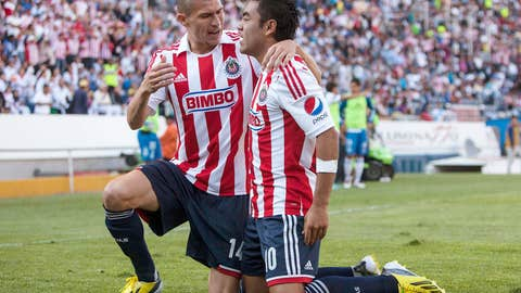 Will the highly-regarded Chivas duo finally realize its potential?