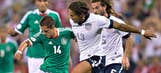 United States vs. Mexico – Action Shots