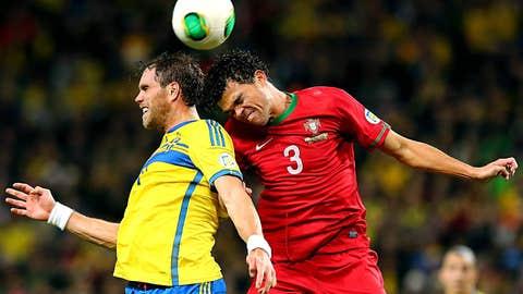 Sweden 2, Portugal 3